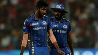 IPL 2021 News: Jasprit Bumrah Pays Tribute to Recently-Retired Lasith Malinga, Says IPL Won't be Same Without You